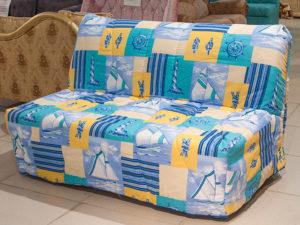 Малогабаритный диван-аккордеон Гамма