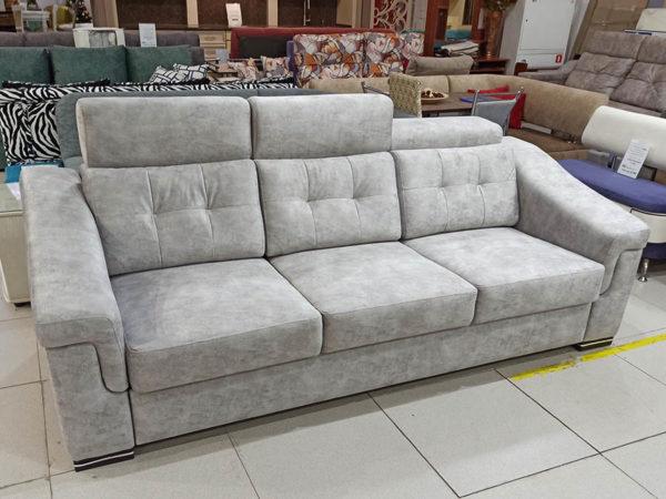 Выкатной диван-кровать Бристоль белый