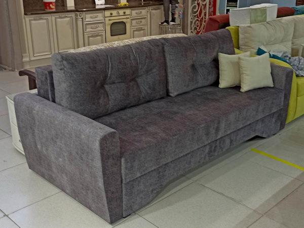 Классический диван с механизмом еврокнижка