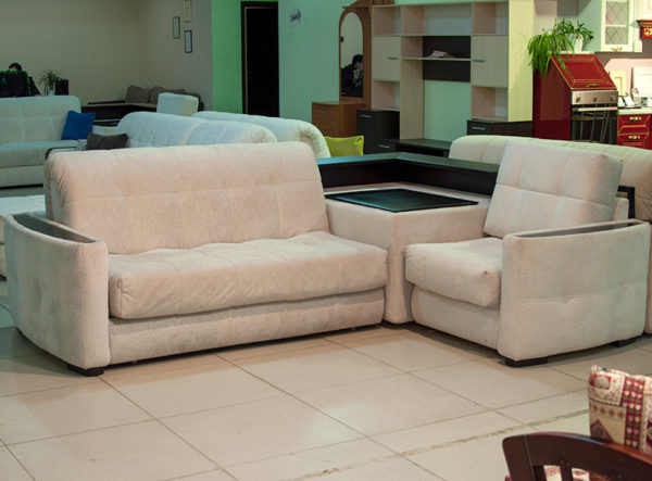 Угловой диван Флорида