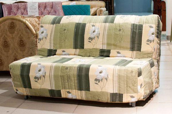 Малогабаритный диван-аккордеон