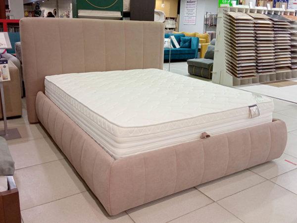 двуспальная Кровать Савойя бежевая