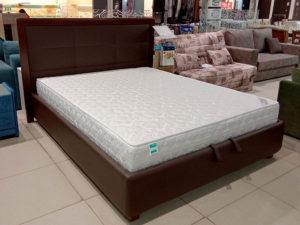 Кровать Sophie коричневая