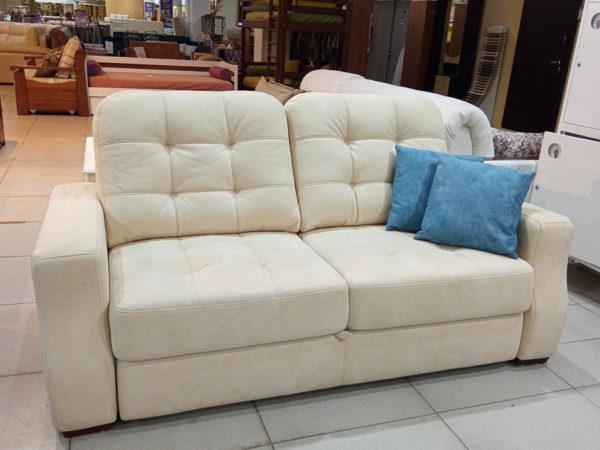 белый выкатной диван Мадрид - Арабеска