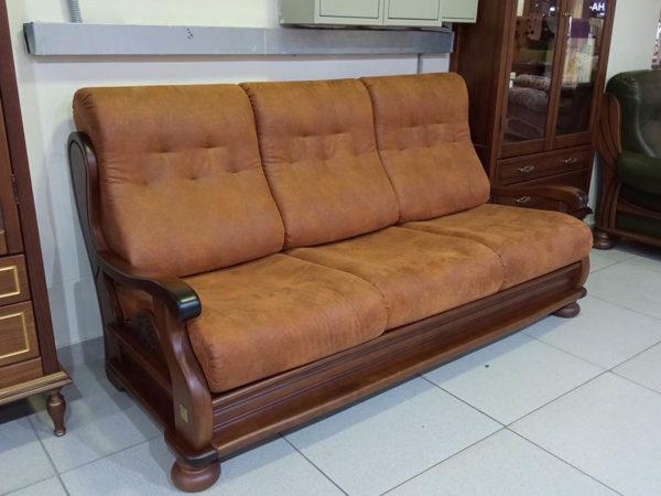 Стильный раскладной диван с механизмом французская раскладушка