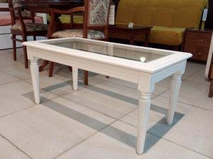 Журнальный стол Толедо белый